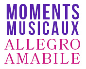 Moments Musicaux Allegro Amabile