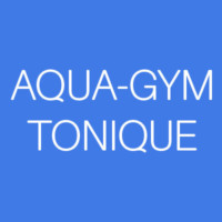 Aqua-Gym Tonique