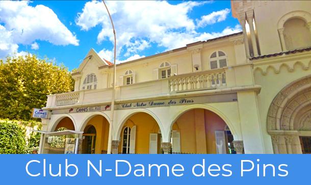 Club Notre Dame des Pins