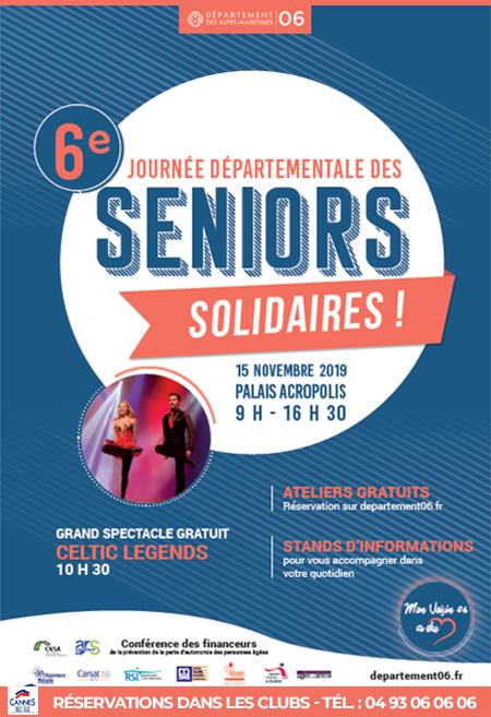 Journée Départementale des Seniors 2019