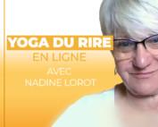 Yoga du rire en ligne