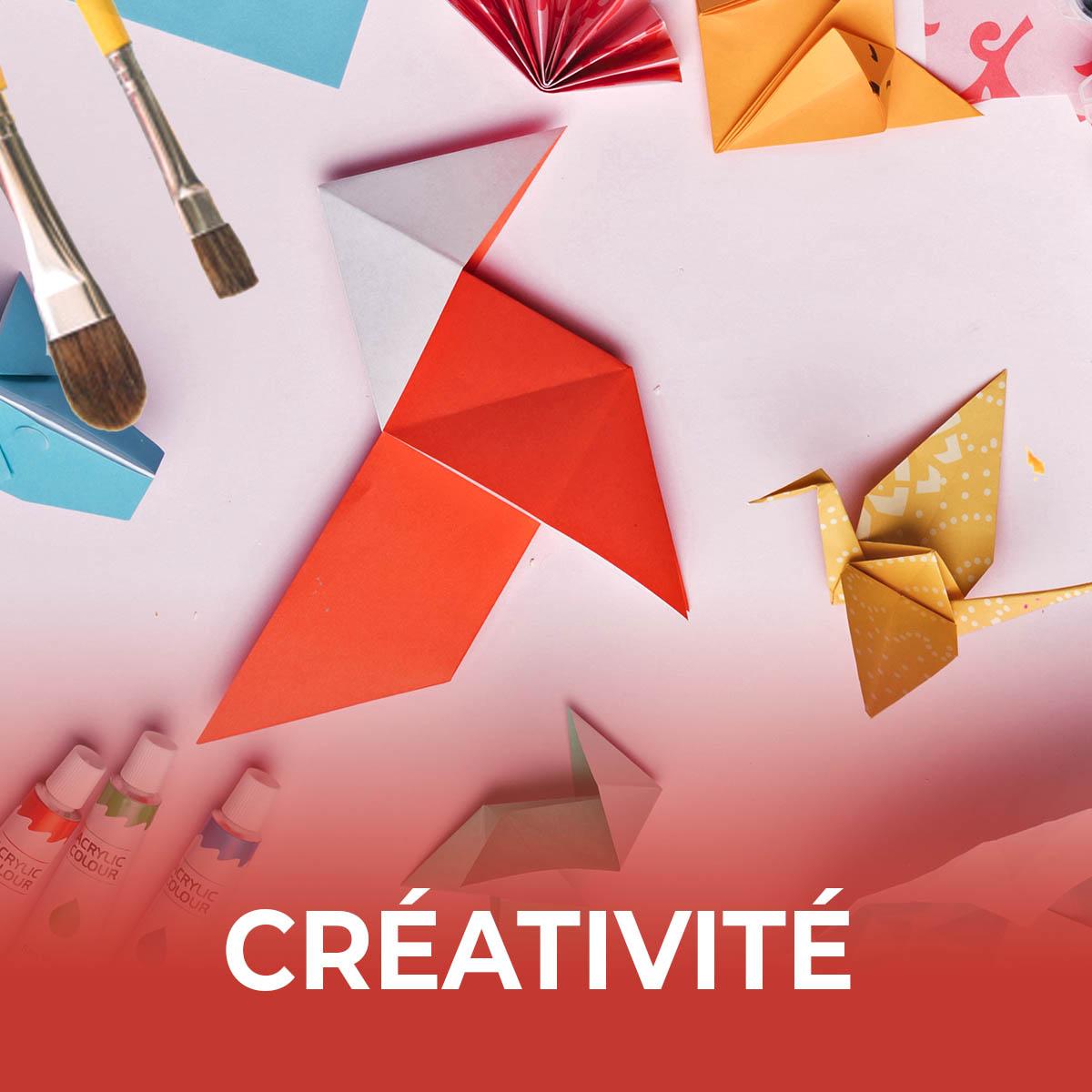 Ateliers Créativité