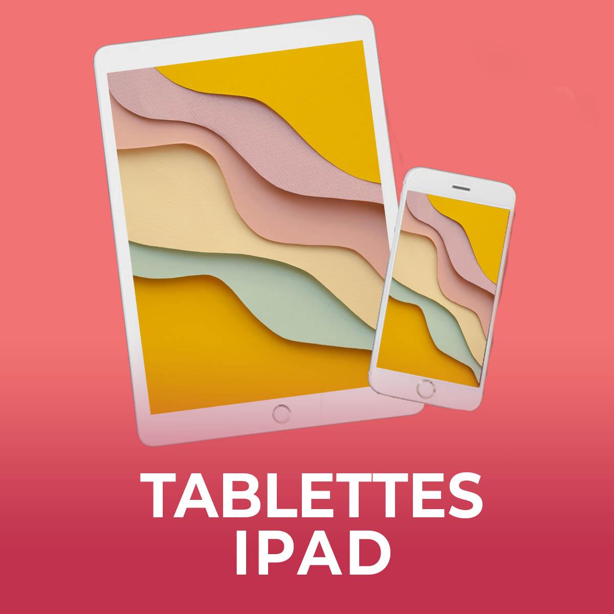 Ateliers Tablette iPad