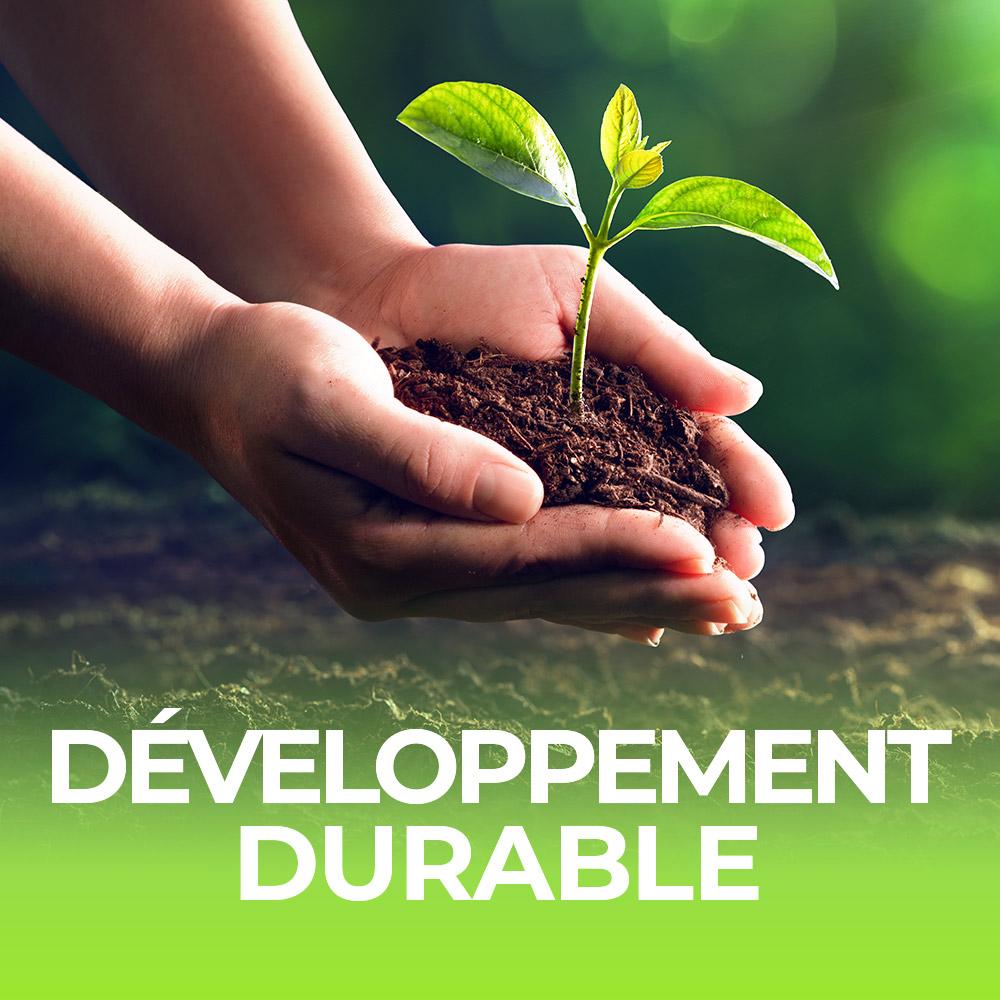 ateliers Développement Durable