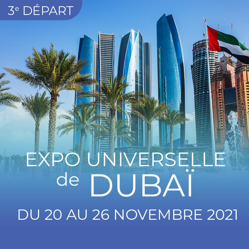Voyages Dubai